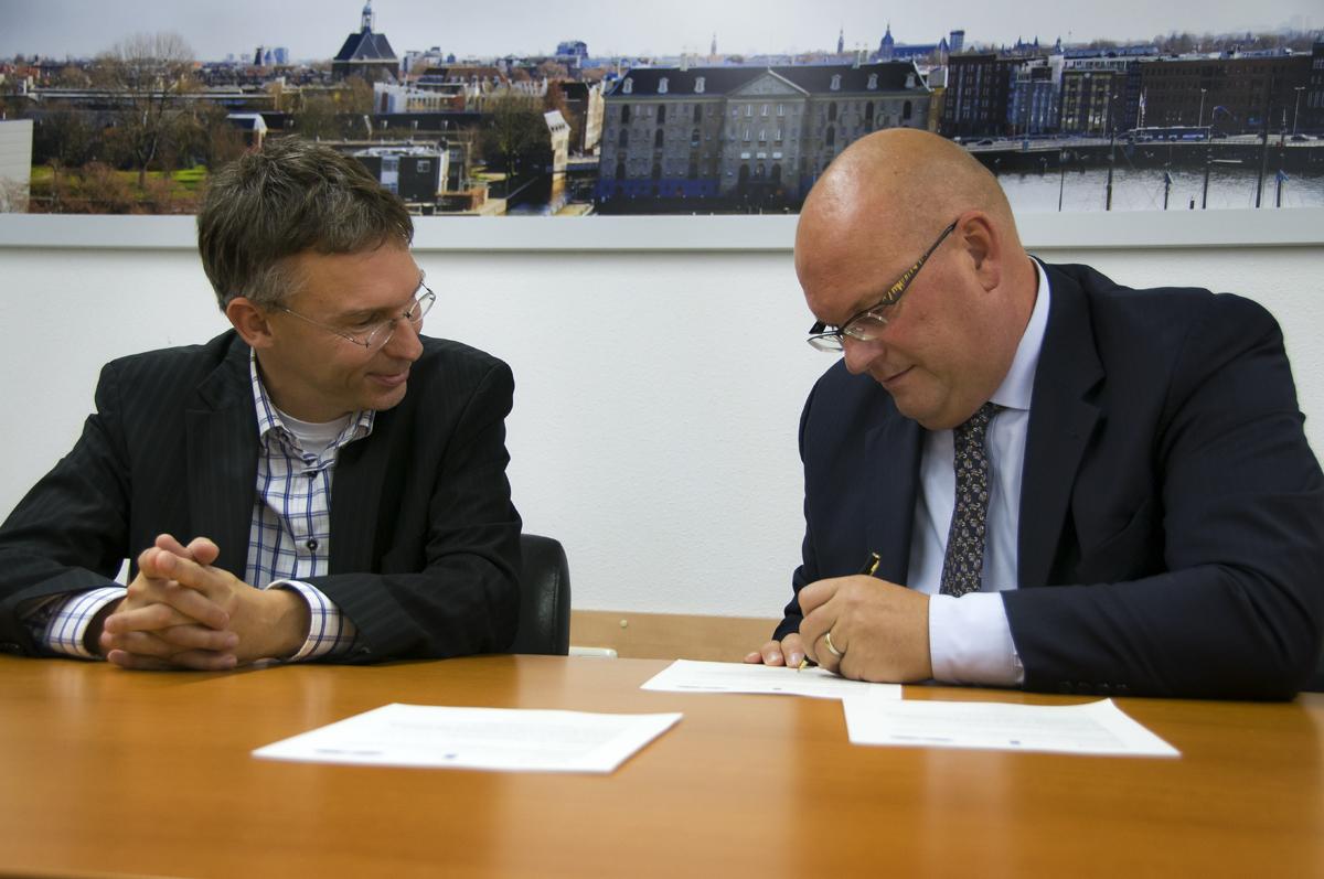 Namens Koppel Belastingadviseurs tekende de heer Nico Koppel, oprichter en mede-eigenaar van Koppel Belastingadviseurs