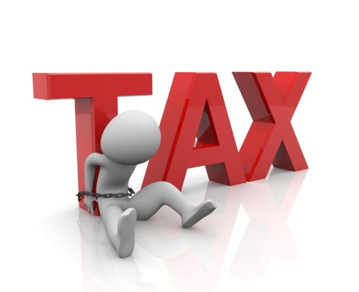 De stijgende lijn van de boetes van de Belastingdienst