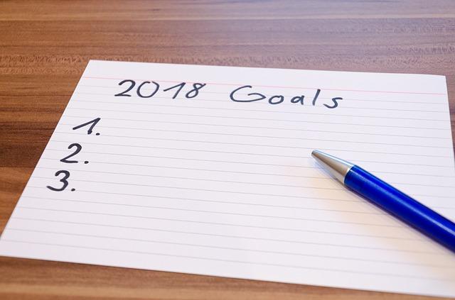 tip januari goede voornemens